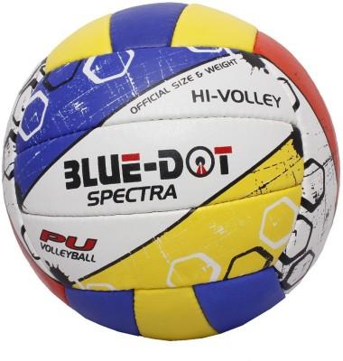Blue Dot Spectra Volleyball -   Size: 4,  Diameter: 21 cm