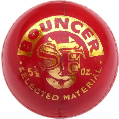 Stanford Bouncer Cricket Ball -   Size: 5,  Diameter: 2.5 cm