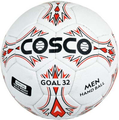 Cosco Goal-32P Handball - Size- 4, Diameter- 18.5 cm(Pack of 1, Multicolor)