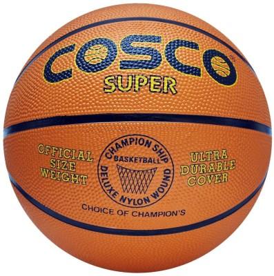 Cosco Super Basketball - Size- 7, Diameter- 24 cm