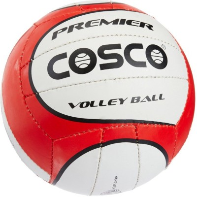 Cosco Premier Volleyball - Size- 4, Diameter- 20 cm