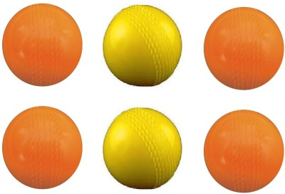 Vani Sports Ping Pong Extra Rubber Ball -   Size: 2,  Diameter: 2.5 cm(Pack of 6, Multicolor)