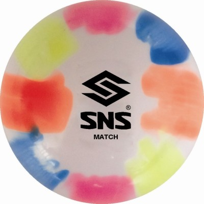 SNS MATCH SMOOTH MULTICOLOUR Hockey Ball - Size: NA, Diameter: 7.2 cm(Pack of 6, Multicolor)