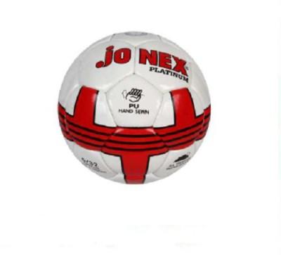 JJ Jonex SUPERIOR QUALITY PLATINUM Football -   Size: 5,  Diameter: 22 cm