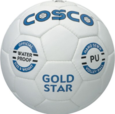 Cosco Gold Star Volleyball - Size- 4
