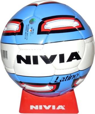 Nivia Latino Football Football -   Size: 5,  Diameter: 22.5 cm