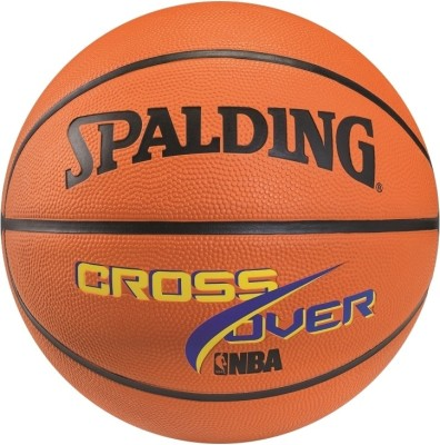 Spalding Cross Over Basketball -   Size: 7