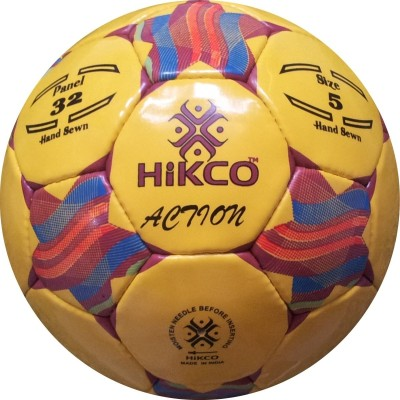 Hikco Action Football -   Size: 5,  Diameter: 22 cm