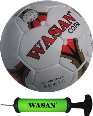 Wasan Copa With Free Pump Football -   Size: 5,  Diameter: 70 cm