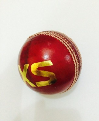 XS Xs Leather Cricket Ball -   Size: 3,  Diameter: 7 cm