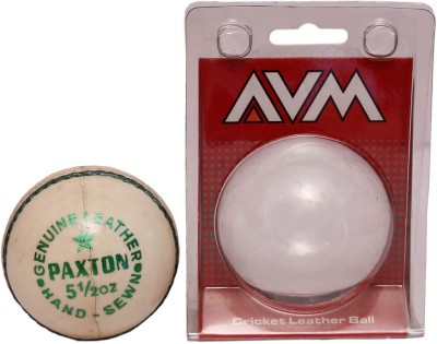 AVM Paxton Cricket Ball -   Size: 5,  Diameter: 7.2 cm