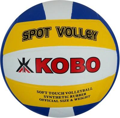Kobo Spot Volley Volleyball -   Size: 4,  Diameter: 21 cm