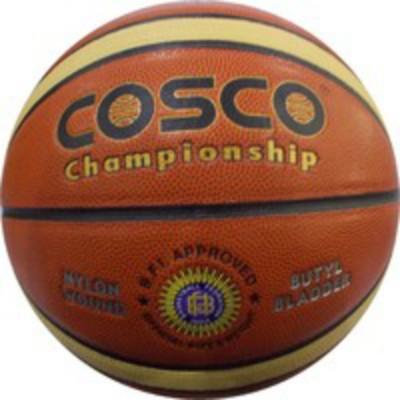 Cosco Championship Basketball - Size- 7, Diameter- 29.5 cm