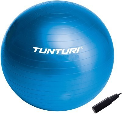 Tunturi tunturi gymball 90 cm ,blue Medicine Ball