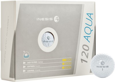 Inesis Aqua 120 Golf Ball -   Size: Standard,  Diameter: 4.27 cm