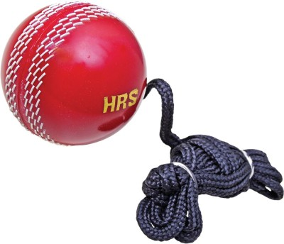 HRS Practice Poly Ball Cricket Ball -   Size: Full,  Diameter: 7 cm