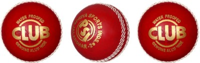 Priya Sports PCRUB-3 Cricket Ball -   Size: 5,  Diameter: 2.24 cm