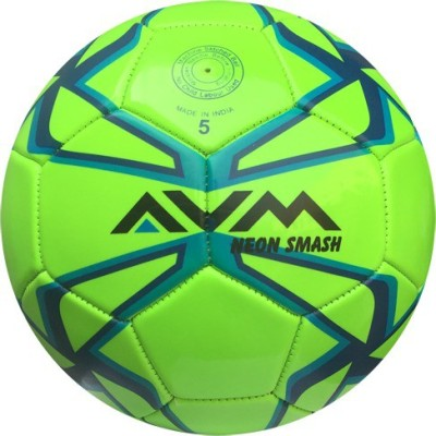 AVM Neon Football -   Size: 5,  Diameter: 2.5 cm