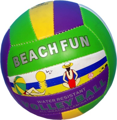 GINWALA BEACH_FUN Volleyball -   Size: FULL,  Diameter: 66 cm