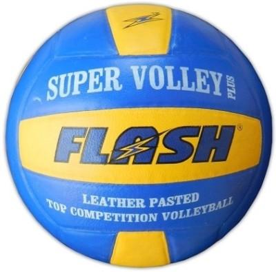 Flash Supervolley Volleyball -   Size: Standard,  Diameter: 10.5 cm