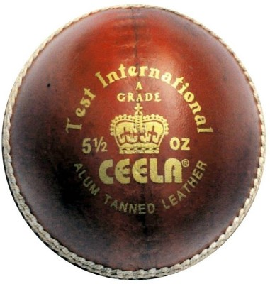 Ceela Test Cricket Ball -   Size: Standard,  Diameter: 7 cm