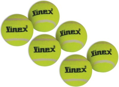 Vinex Tennis Cricket Ball -   Size: 5,  Diameter: 4 cm