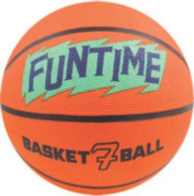 Cosco Funtime Basketball - Size- 7, Diameter- 7 cm