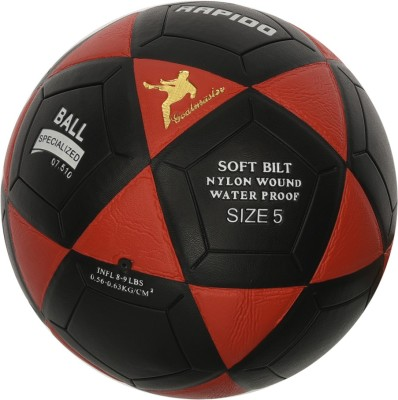 Dezire Soft Bilt, Nylon wound water proof Football -   Size: 5,  Diameter: 20.32 cm