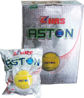 HRS Aston Light Cricket Ball -   Size: Full,  Diameter: 6.4 cm