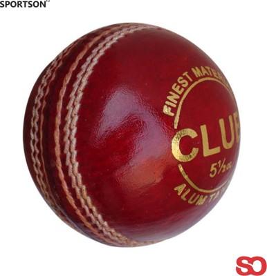 Sporton Comet Cricket Ball -   Size: 2.80,  Diameter: 7.112 cm