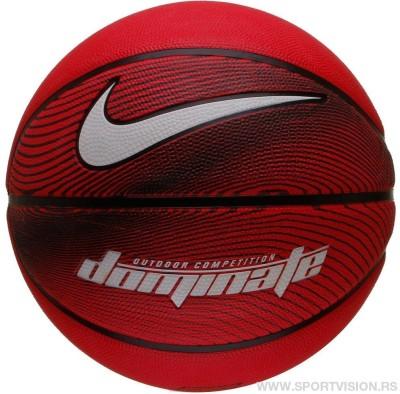 Nike Dominate Basketball -   Size: 7,  Diameter: 29.5 cm