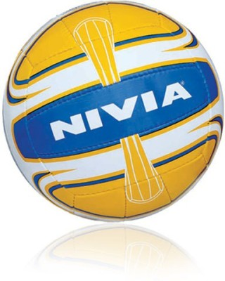 Nivia Super Synthetic Volleyball -   Size: 4,  Diameter: 2.5 cm