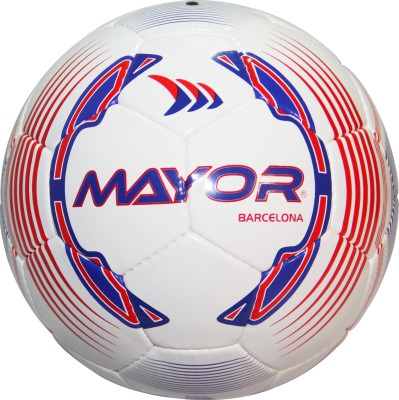 Mayor Barcelona Football - Size- 5, Diameter- 5 cm
