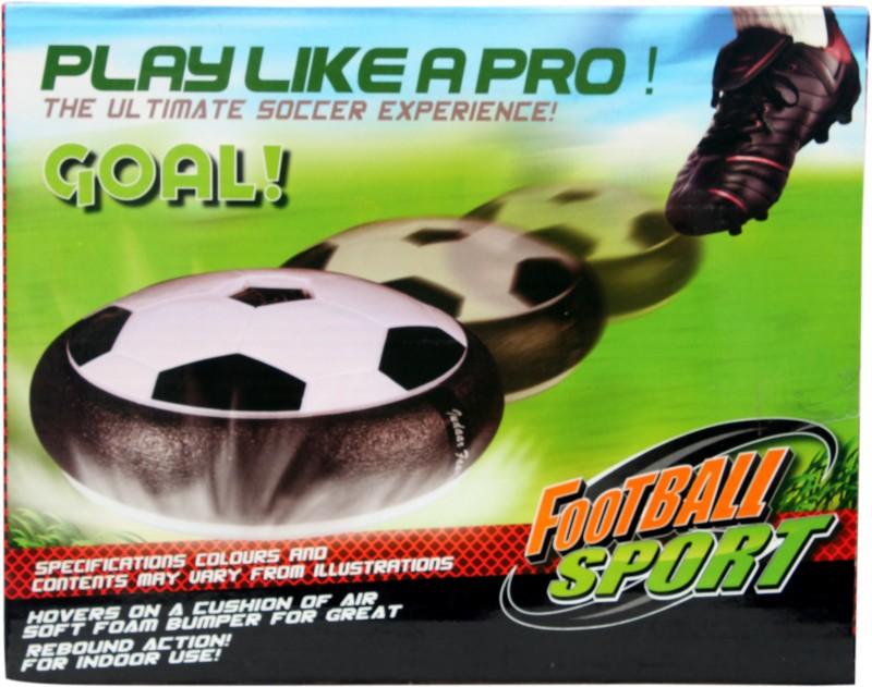 Bubble Hut Air Hover Football