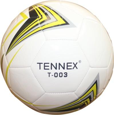 Tennex T-003 Yellow Football -   Size: 5,  Diameter: 22 cm