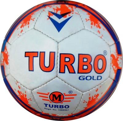 TURBO GOLD Football -   Size: 5,  Diameter: 68.5 cm
