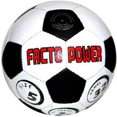 Facto Power P.U Football -   Size: 5,  Diameter: 22 cm