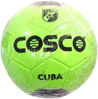 Cosco Cuba Football - Size- 5, Diameter- 18 cm