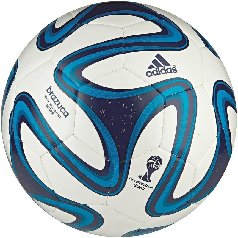 Retail World Brazuca Football - Size: 5(Pack of 1, Multicolor)