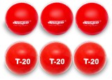 Jaspo T-20 Red Cricket Ball Cricket Ball...