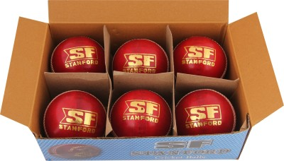 SF Yorker Cricket Ball -   Size: 5.5,  Diameter: 4.5 cm