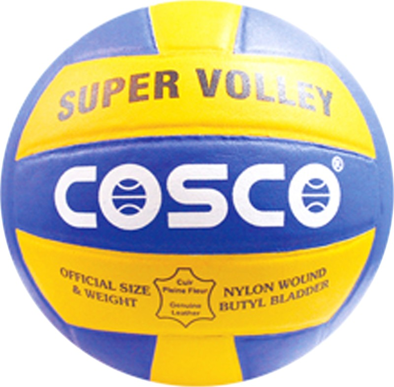 Cosco Super Volleyball -   Size: 4(Assorted)
