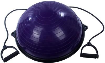 B Fit Usa BOSU Gym Ball(Pack of 1, Purple)