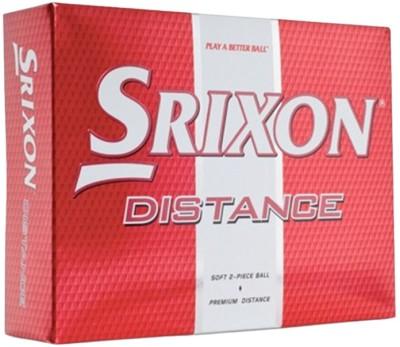 Srixon Distance Golf Ball -   Size: 4,  Diameter: 4 cm