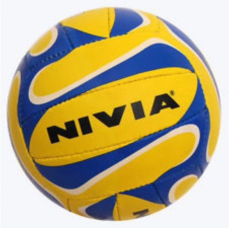 Nivia Trainer Volleyball -   Size: 4(Assorted)
