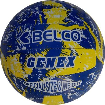 Belco Genex Volleyball -   Size: 5,  Diameter: 20 cm