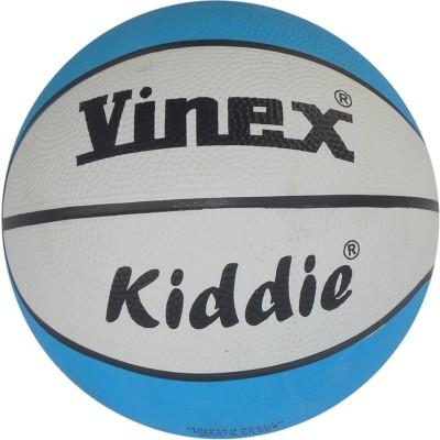 Vinex Kiddie (Size 3) Basketball -   Size: 3,  Diameter: 20 cm