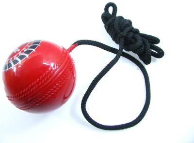 HE Retail Supplies Hard Hit Threaded Practice Cricket Ball -   Size: 5,  Diameter: 7 cm