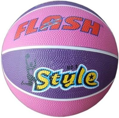 Flash BKT8 Basketball -   Size: 7,  Diameter: 75 cm