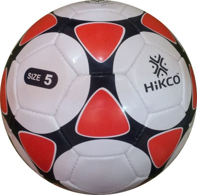Hikco Red Sun Football -   Size: 5,  Diameter: 24 cm